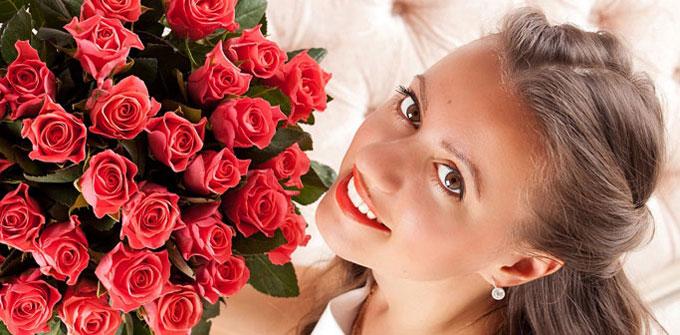 Фото цветов для женщин